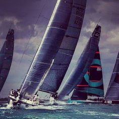 Dramatic #Regatta moment For Global #yacht #charter dreams visit www.SailChecker.com. Doing Something Amazing With #Sailing