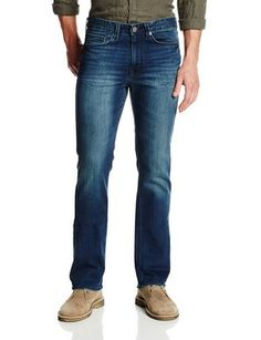 Men's Modern Bootcut Jean In Nova - For Sale Check more at http://shipperscentral.com/wp/product/mens-modern-bootcut-jean-in-nova-for-sale/