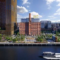 Gallery of New Images Revealed of Brooklyn's Domino Sugar Factory Redevelopment - 1