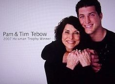 Remember the pro-life Tim Tebow Super Bowl commercials? http://www.lifenews.com/2010/12/19/timtebowads/