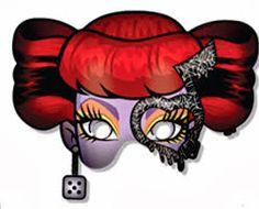 Resultado de imagen de mascaras de monster high Monster High Cupcakes, Monster High Birthday, Halloween Art, Cupcake Toppers, Birthdays, Anniversaries, Halloween Crafts, Birthday, Birth Day