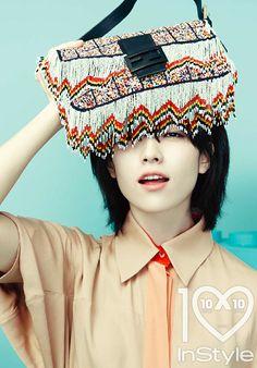 Han Hyo Joo InStyle Korea March 2013 Look 3