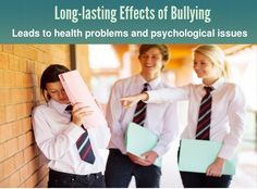 Long-lasting Effects of Bullying http://www.whiteriveracademy.com/