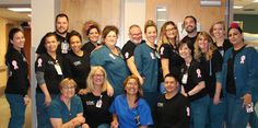 """When ICU manager Julie Ward was diagnosed with breast cancer she wanted the staff to know, but couldn't handle delivering the news. """"I wasn't there, I couldn't do it,"""" she said. The team decided right away that they needed to do something to let Julie know that they are behind her. """"We all wanted to …"""