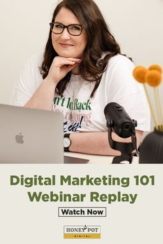 In this webinar, we'll cover the basics of websites and online stores, email marketing, social media, advertising and SEO, so you can understand how each one fits (or doesn't fit) into your business, you'll draw a line in the sand and pick one to work on right now. Online Marketing Agency, Marketing Articles, Online Advertising, Email Marketing, Content Marketing, Internet Marketing, Digital Marketing, Marketing Ideas, Social Media Content