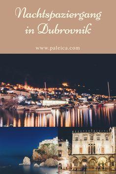 Nachtspaziergang in Dubrovnik - Dubrovnik night walk