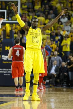 My 2 Guard, Tim Hardaway, Jr., Michigan, 6'6'', SG...plays Defense too!