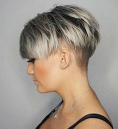 Short Hairstyle 2018 - 18