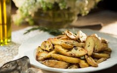 Food And More: Rosemary Potatoes