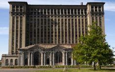 Michigan Central Station — Historic Detroit