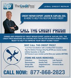 Repair bad credit and get the loan you need. Call to speak to the credit pros. This bad credit removal service really can take care of outstanding debts and you will be able to get a loan without bad credit hanging over your head. Student Debt Relief, Online Fun, Good Credit Score, Get A Loan, Removal Services, Identity Theft, Payday Loans, Student Loans, Ways To Save