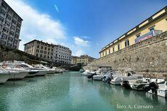 Livorno, giro in battello