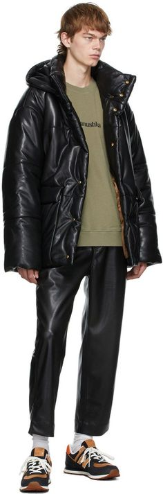 Cotton Fleece, Faux Leather Jackets, Puffer Jackets, Vegan Leather, Rib Knit, Organic Cotton, Women Wear, Welt Pocket, Sweatshirts