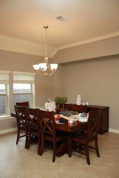 Wall color- Sherwin Williams Amazing Gray (Casa Greer)