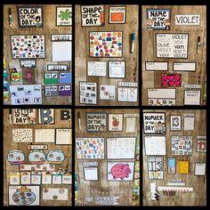 Build Number Sense with Number of the Day Pre-K, Preschool, Kindergarten - Kindergarten Rocks Resources