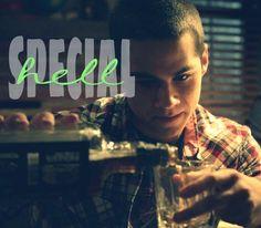 Teen Wolf Co-Captain S1 Stiles Stilinski Dylan O'Brien