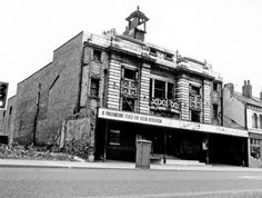 The Pavilion Cinema, on Attercliffe Common near the corner of Coleridge Road on the eastern edge of Sheffield, was opened on December Th. Friends Reunited, Cinema Theatre, South Yorkshire, Sheffield, Old Pictures, Pavilion, Black History, Louvre, England