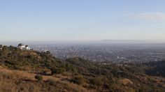 Did you know there are over 175 hikes in LA? Here are my favorite top three: The Charlie Turner Trail to Mount Hollywood at Griffith Park, Runyon Canyon in Hollywood, and The Sara Wan Trailhead in Malibu! Griffith Observatory, Griffith Park, Get Outdoors, Best Hikes, Great View, Santa Monica, In Hollywood, Trail, Hiking
