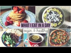 What i eat in a day vegan 2 vegan diet pinterest vegans what i eat in a day vegan 2 youtube fandeluxe Gallery