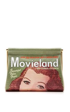 Movieland Clutch by Charlotte Olympia Now Available on Moda Operandi