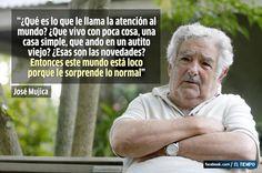jose mujica frases - Buscar con Google