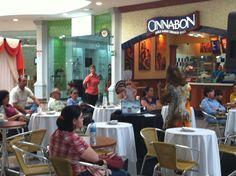Programa Belleza Integral: Charla en Amphora Paseo De Las Flores - Febrero 2012.