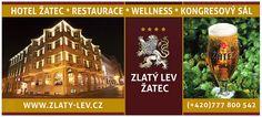 Hotel Zlat� Lev �atec - reklama Restaurant Vouchers