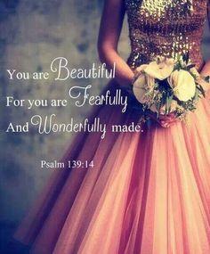 Psalm 139:14❤️