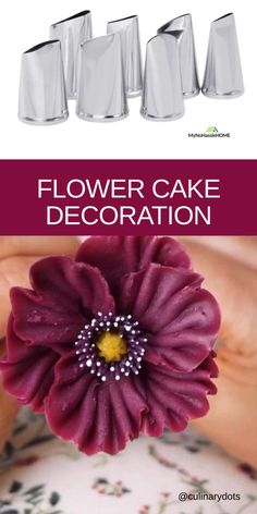 Buttercream Flowers Tutorial, Frosting Flowers, Buttercream Flower Cake, Fondant Flowers, Cake Icing, Oreo Icing, Fondant Cake Tutorial, Royal Icing Flowers, Cake Fondant