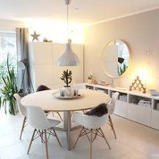 35 Pretty Classic Dining Room Trends Ideas 2018 - Page 4 of 42 Dining Room Design, Living Room Interior, Interior Design Living Room, Dining Area, Dining Rooms, Stairs In Living Room, Ikea Living Room, Casa Hygge, Classic Dining Room
