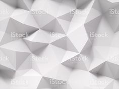 Gray polygonal background royalty-free stock photo
