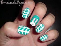 soo many easter nails out there, these are my favorite!