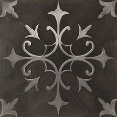 i Vassallletti flooring in wood and stone marquetry customizable at Les Ateliers Courbet