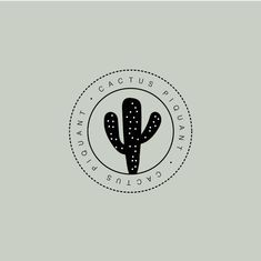 Custom Logo Design, Custom Logos, Cactus, Yellow Accent Chairs, Craft Gin, Ceux Ci, Magnolia Farms, Flower Logo, Candy Apple Red