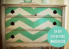 DIY Furniture Makeovers.