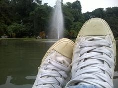 Converse make me hidden life and make me love my life