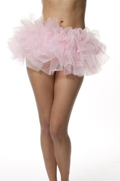 Costume Tutu available in many colors.  Very ruffled, very feminine, very sexy.