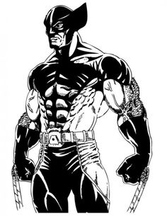 men wolverine coloring pages 1000 free printable coloring pages