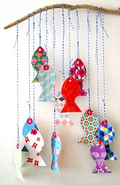 Fish Kids Crafts