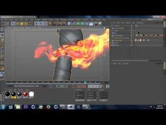 ▶ Cinema 4D - Vertex Map & TFD - Tutorial - YouTube