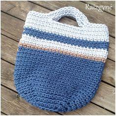 Handmade bag Raizgyne