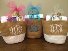 Monogrammed Summer Beach Tote & Towel Set $29.99 Great for Weddings, Bachelorette, Cruise, Birthday, Pool, Easter gifts.
