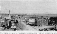 Livermore, CA c. 1907