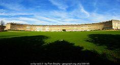 The Royal Cresent, Bath...