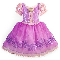 Rapunzel Costume for Girls | Costumes & Costume Accessories | Disney Store