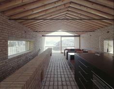 Wespi & de Meuron. Casa MÜ a Morcote Ticino 2003. Photography Hannes Henz