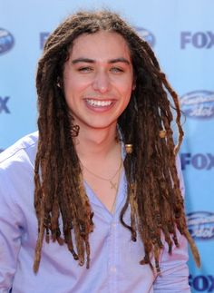 Jason Castro love his smiles