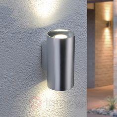 Okrągła zewnętrzna lampa ścienna LED JAN 9616065