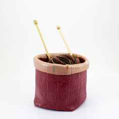 Yarn Bowl  cable knit textured  handbuilt ceramic by hadleyclay, $22.00