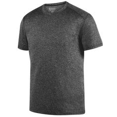 a806d9d967e Kinergy Training Tee  100% polyester heathered wicking knit  Wicks moisture  away from the